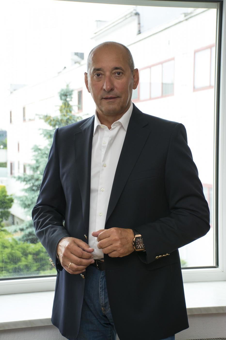 Czterdziestolecie firmy Tropical Tadeusz Ogrodnik