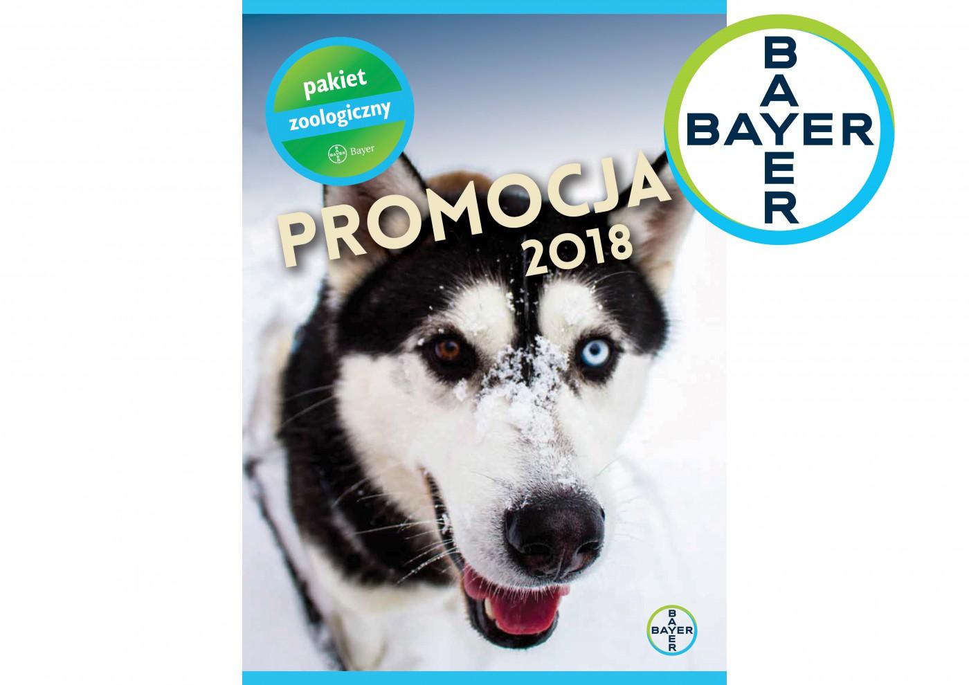 Promocja firmy Bayer