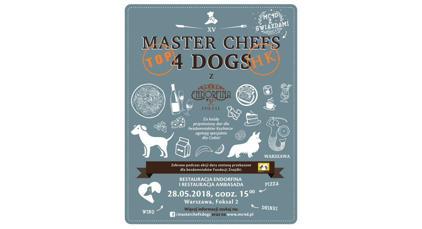 MASTER CHEFS 4 DOGS vol. 15