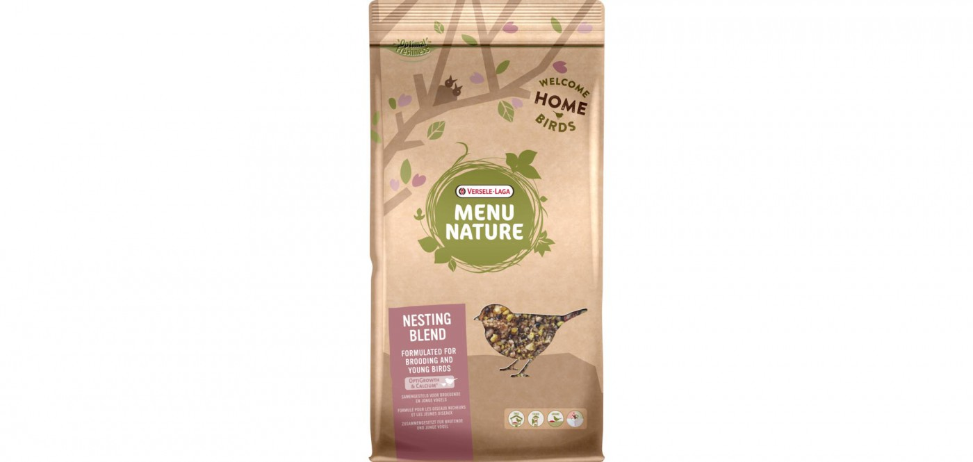 MENU NATURE NESTING BLEND