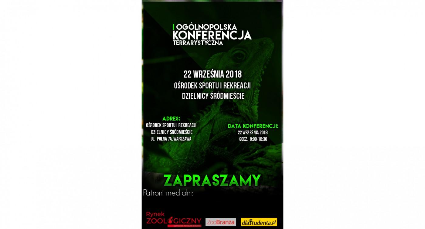 Miejska Dżungla, Warszawska Konferencja Terrarystyczna