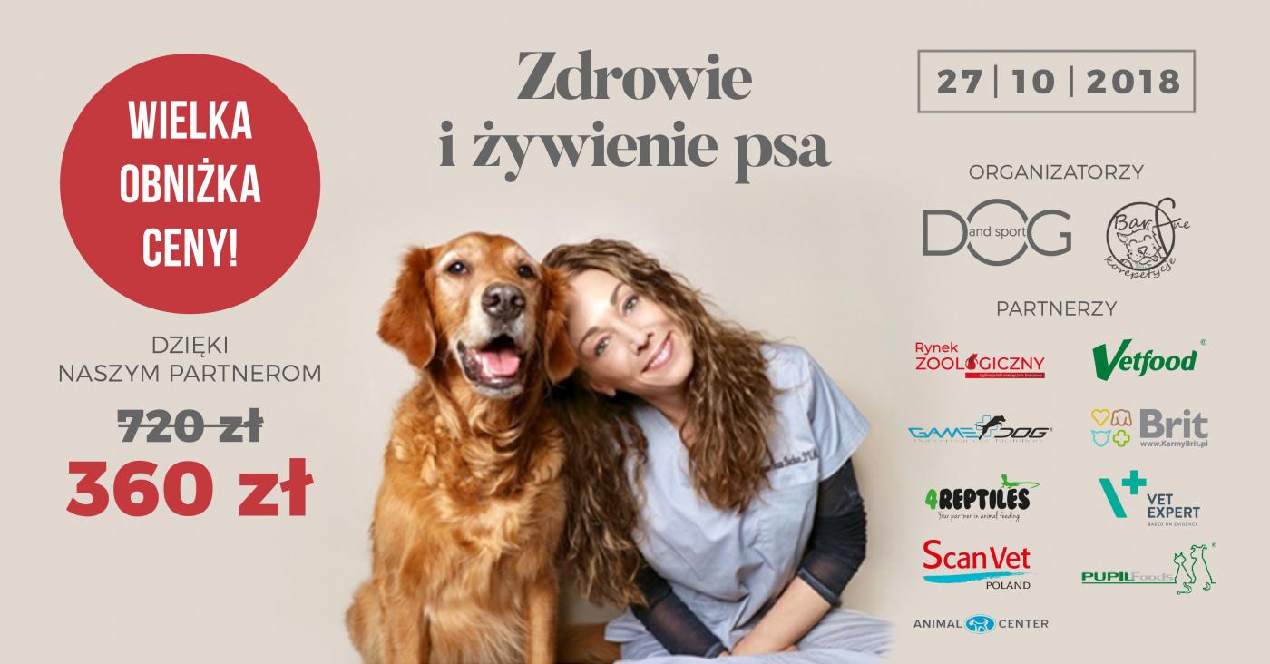 Kongres Zdrowie i Żywienie Psa