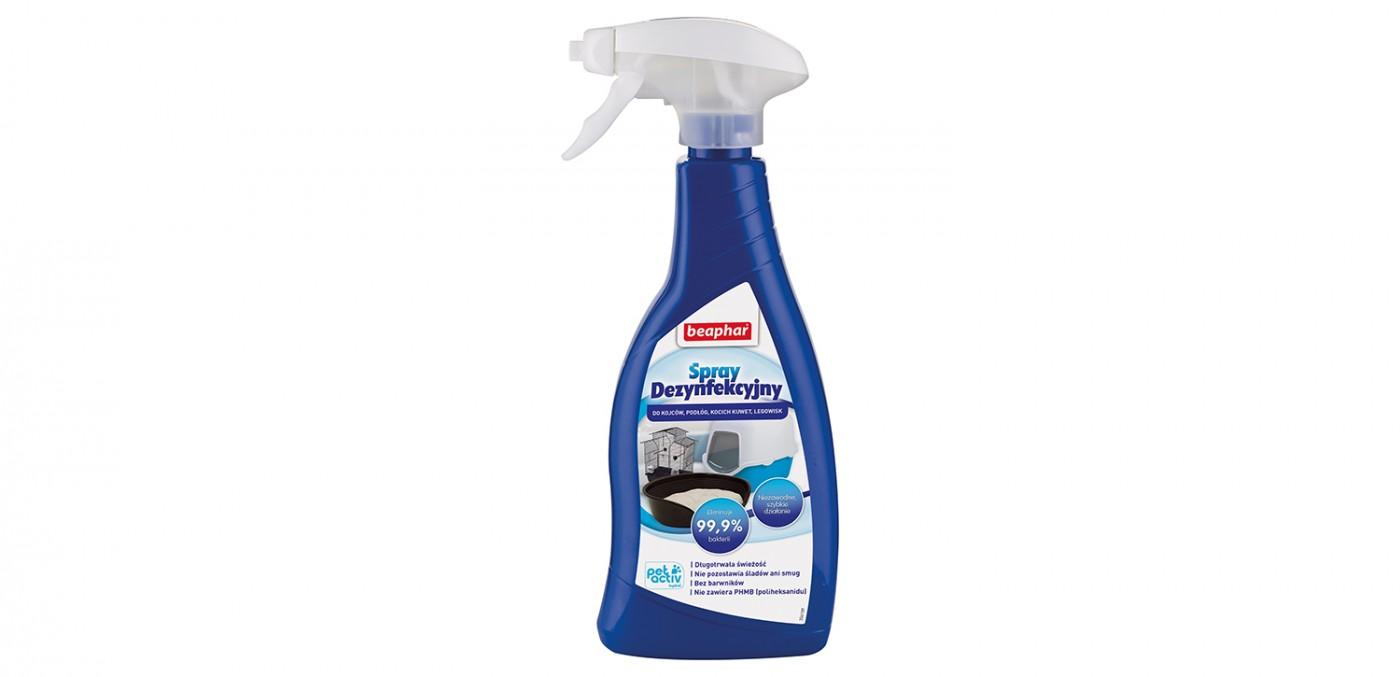 Beaphar Spray Dezynfekcyjny