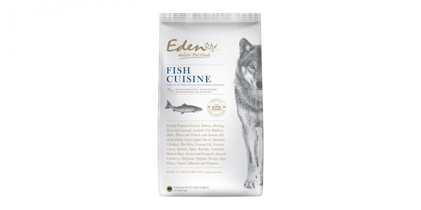 EDEN FISH CUISINE