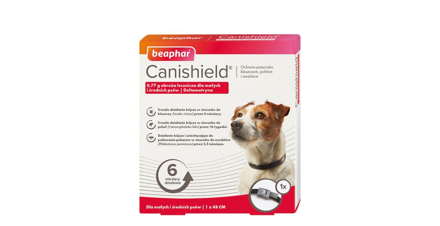 Obroża Beaphar Canishield dla psów