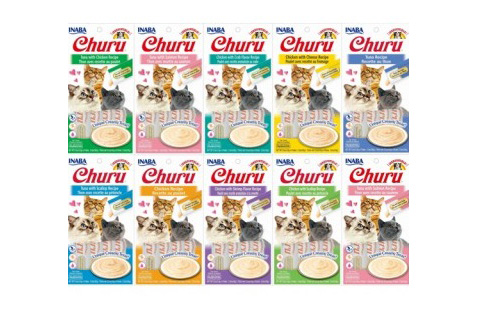 Churu – japoński przysmak dla kotów bez zbóż