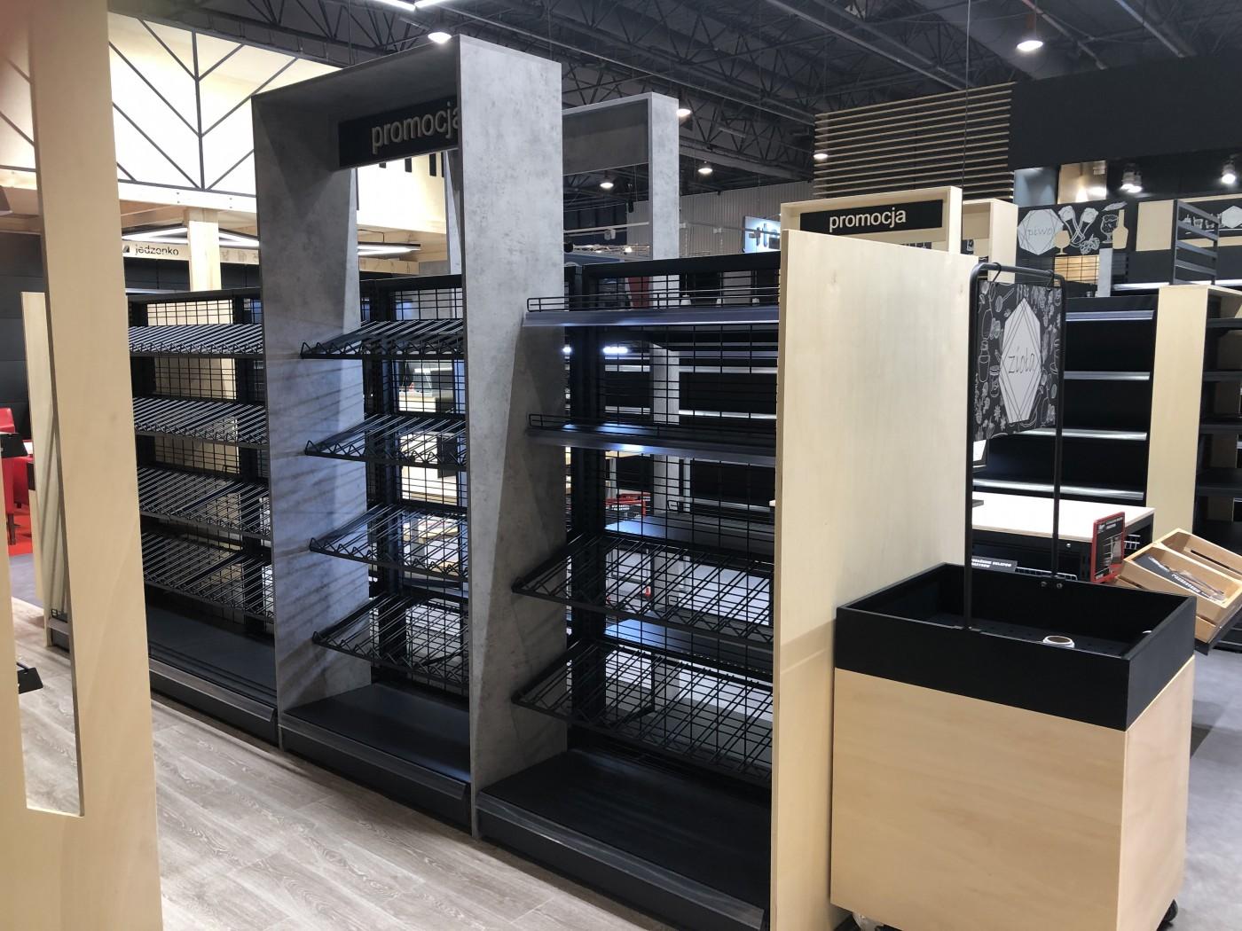 Wyposażenie wnętrza sklepu zoologicznego