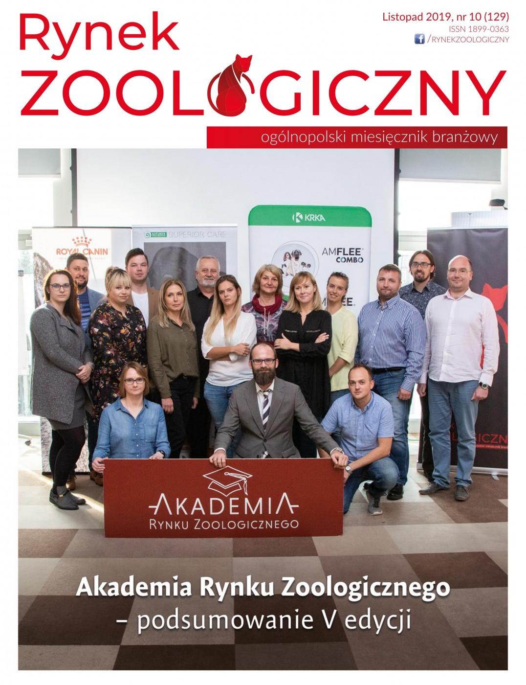 Okładka Rynek Zoologiczny