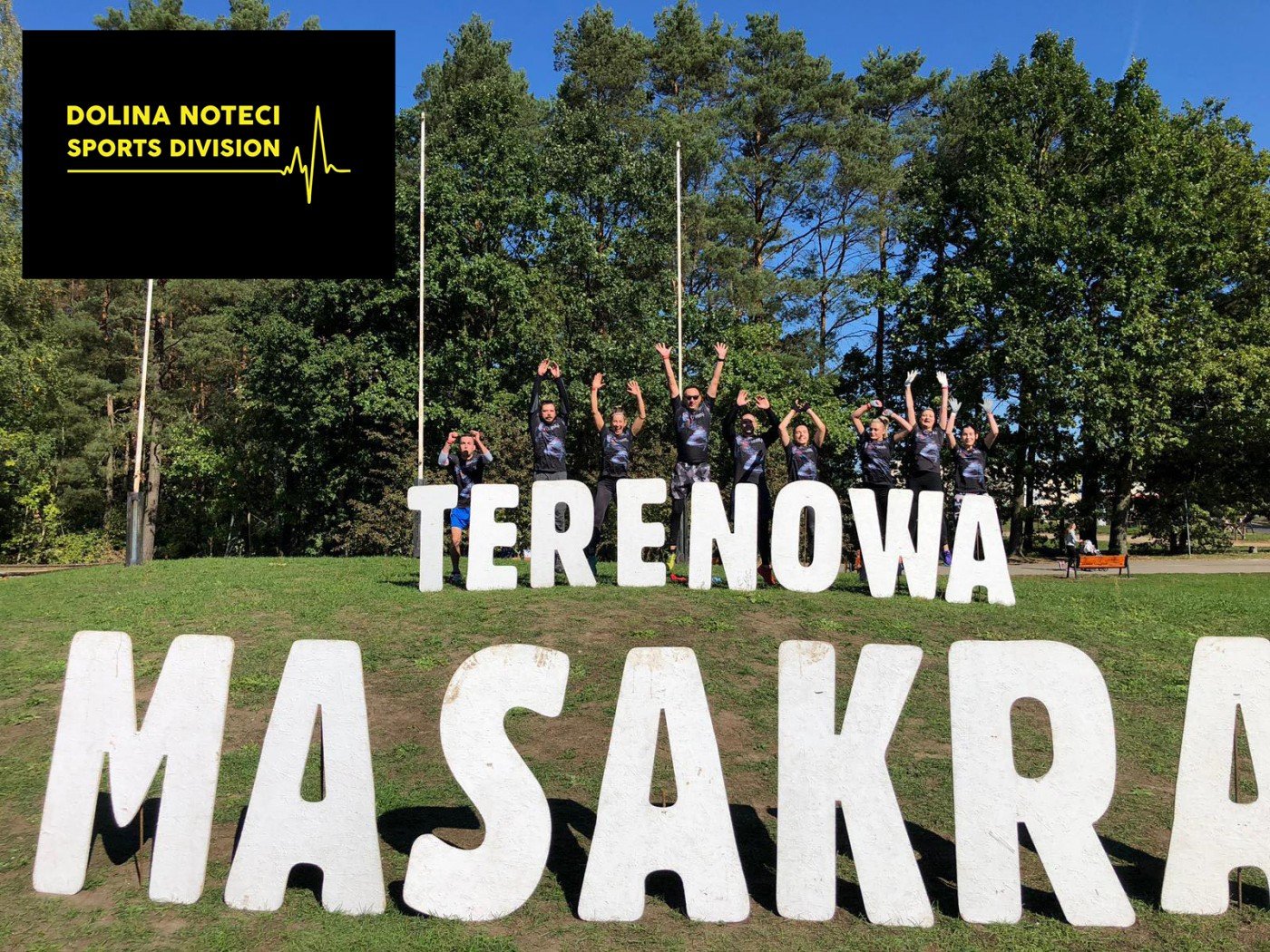 Terenowa Masakra – Dolina Noteci Sports Division na podium