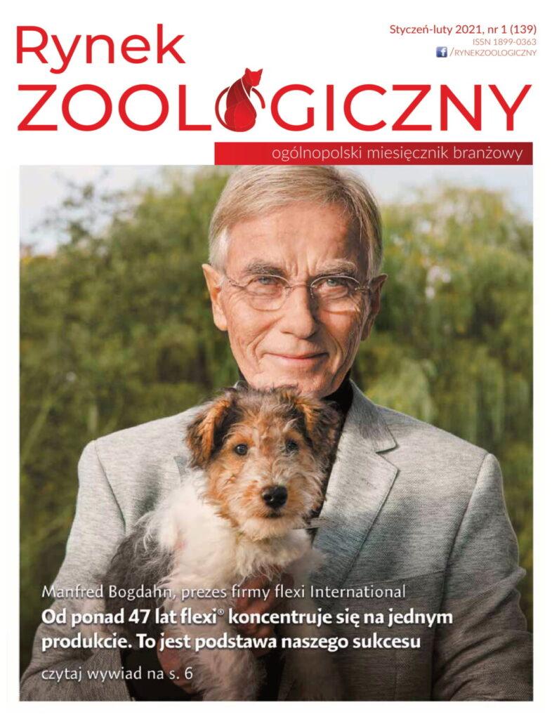 Rynek Zoologiczny - wydanie styczeń-luty 2021